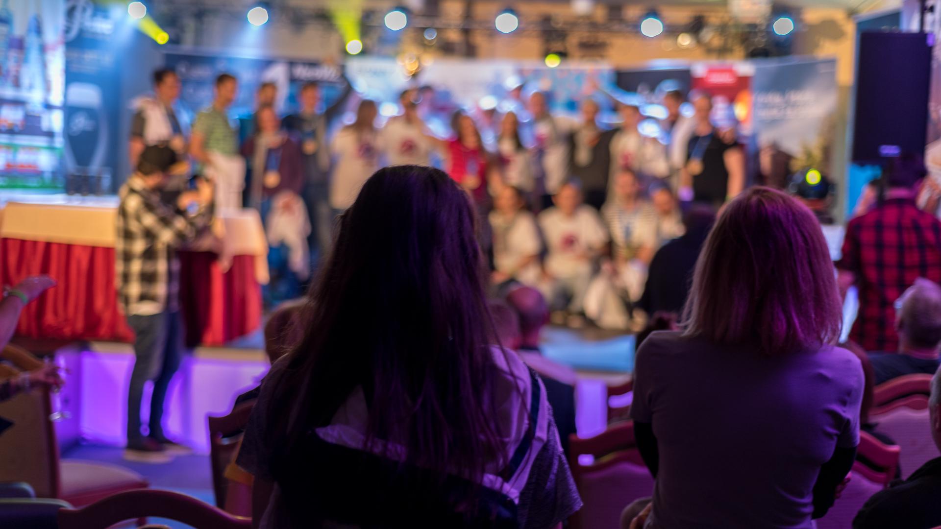 Eventový fotograf, fotograf na konferenciu, prednášku, event, podujatie -  - eventovy fotograf