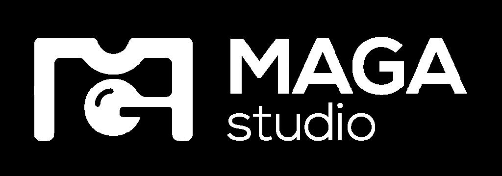 maga logo landscape transparent white