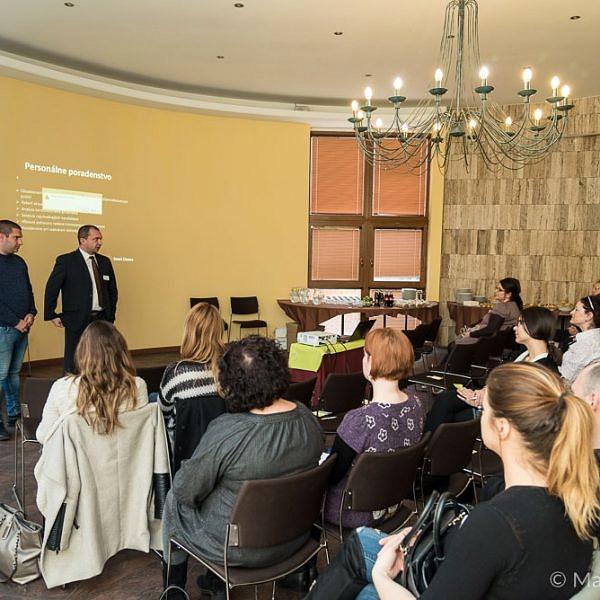 Deň chránených dielní 2017 - video, prezentácia, prednáška, indoor - eventovy fotograf