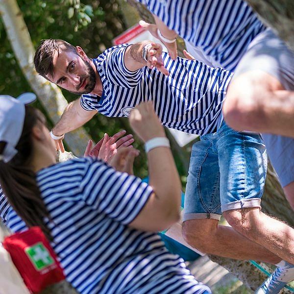 Flotila Val(u)éria de CAPCO - teambuilding, šport, šamorín - eventovy fotograf