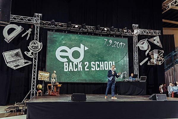 Fotili sme výnimočný event -  eDparty Back2School 2017 - trznica - eventovy fotograf