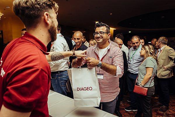 Konferencia nadnárodnej firmy Diageo na Slovensku - konferencia, diageo - eventovy fotograf