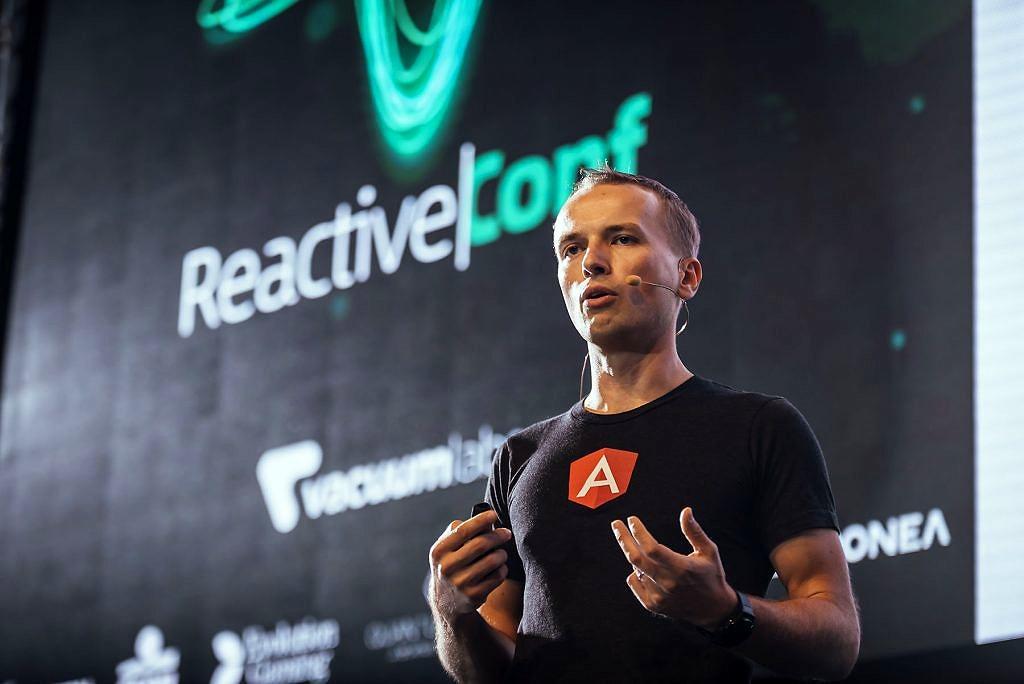 Fotografie z Reactive Conf 2017