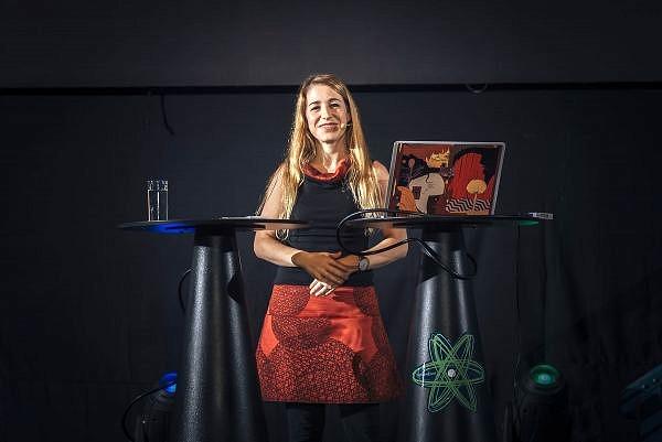 ReactConf 2017 - prednášky - trznica, konferencia, it - eventovy fotograf
