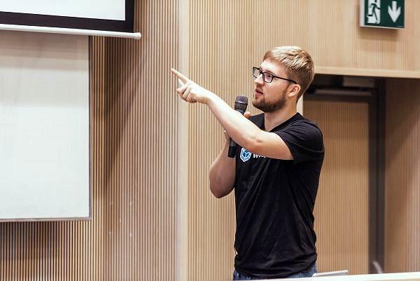ReactConf 2017 - workshopy - workshop, konferencia, it, bratislava - eventovy fotograf