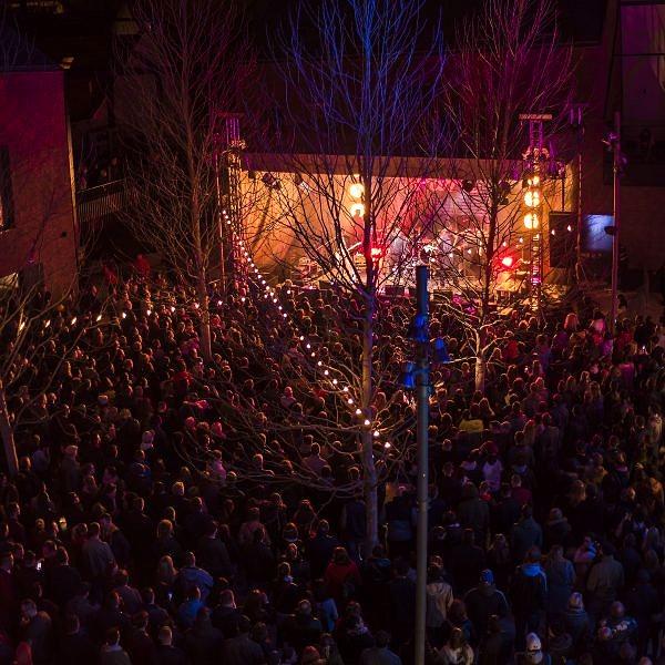 Koncert skupiny Para - koncert, hudba - eventovy fotograf