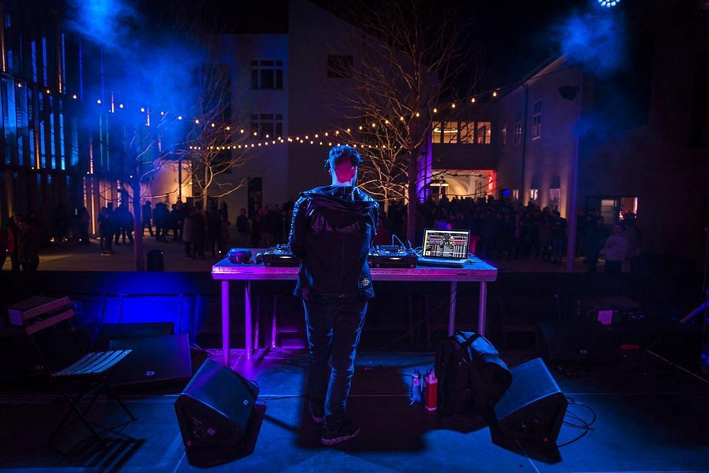 DJ Tager - set, koncert, hudba, dj - eventovy fotograf