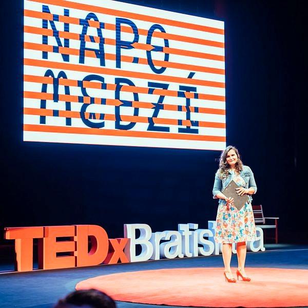 TEDx Bratislava 2018 - tedx, ted, konferencia, bratislava - eventovy fotograf