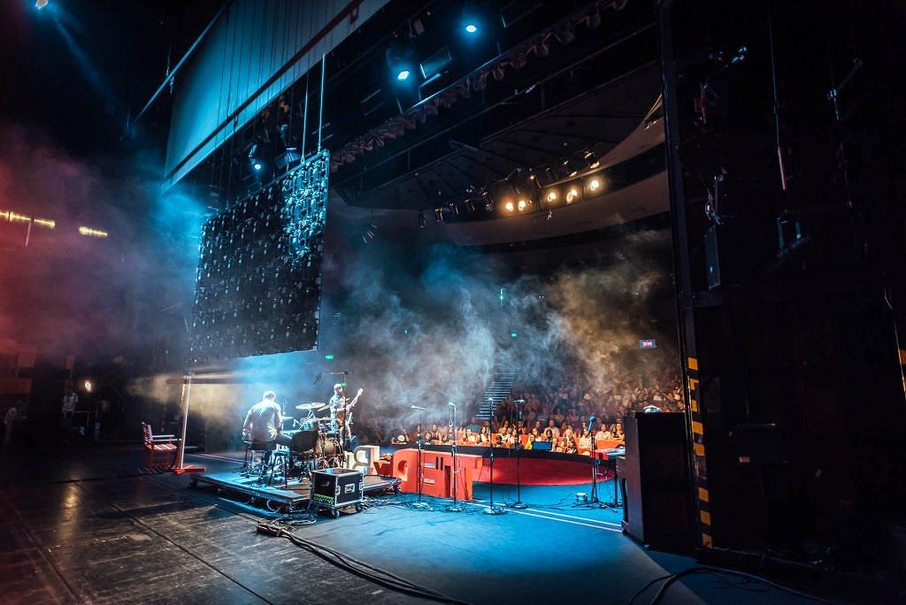 Koncert kapely Ľudové mladistvá - tedx, ted, mladistva, koncert ludove, kapela, hudba - eventovy fotograf