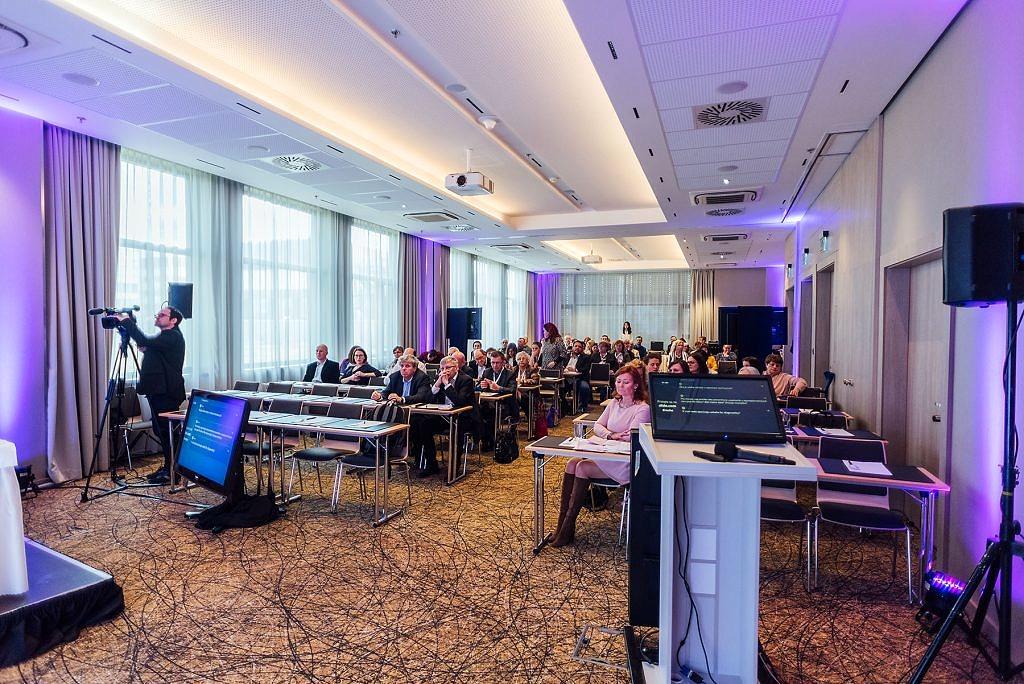 Konferencia lekárov, Hotel Lindner, Bratislava - medicína, lekárska komora, kongres - eventovy fotograf