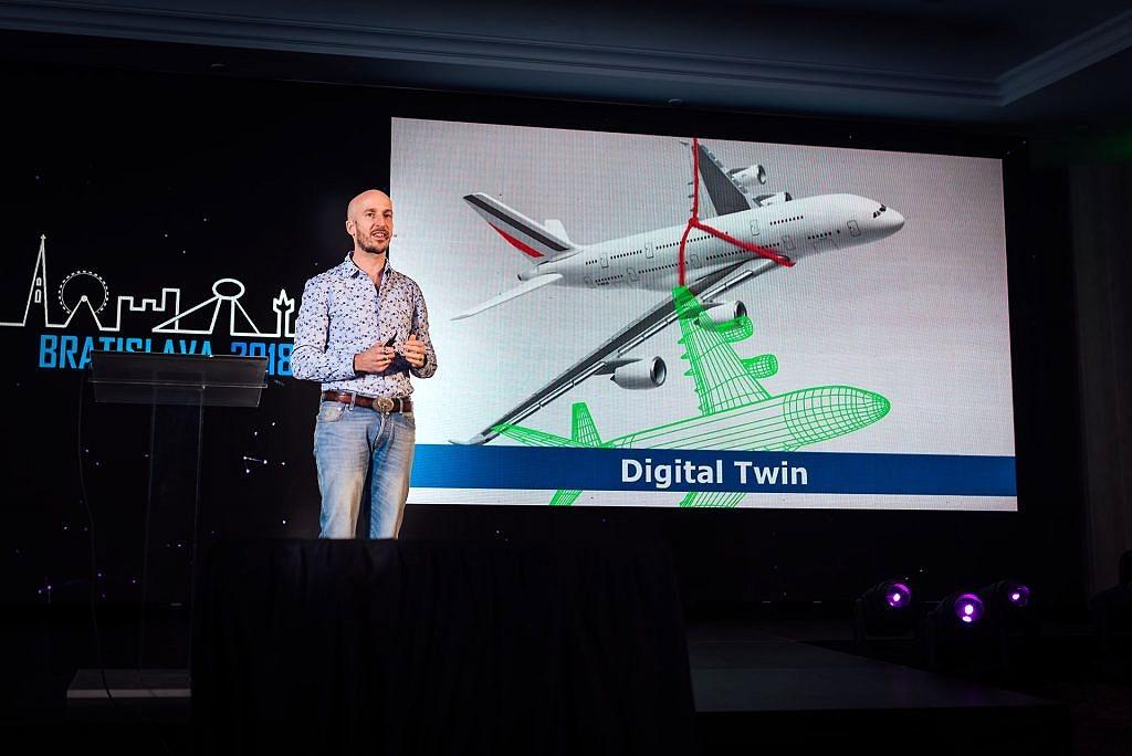 Fotografovanie IT konferencie Testing United 2018 - konferencia - eventovy fotograf