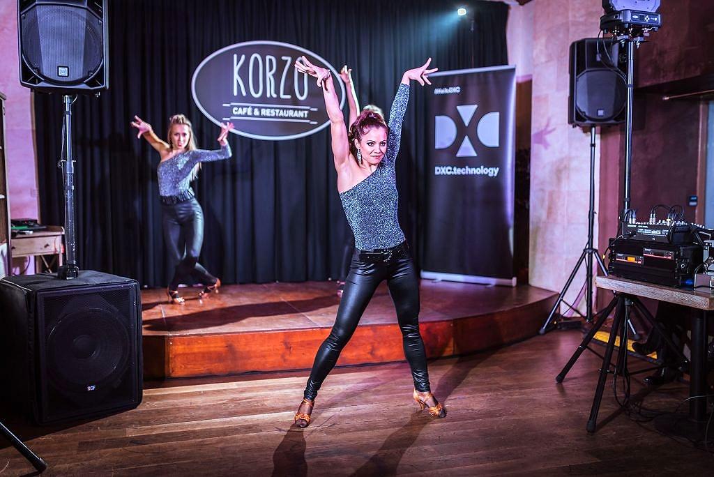 Novoročný večierok v reštaurácii Korzo, Bratislava - večierok - eventovy fotograf