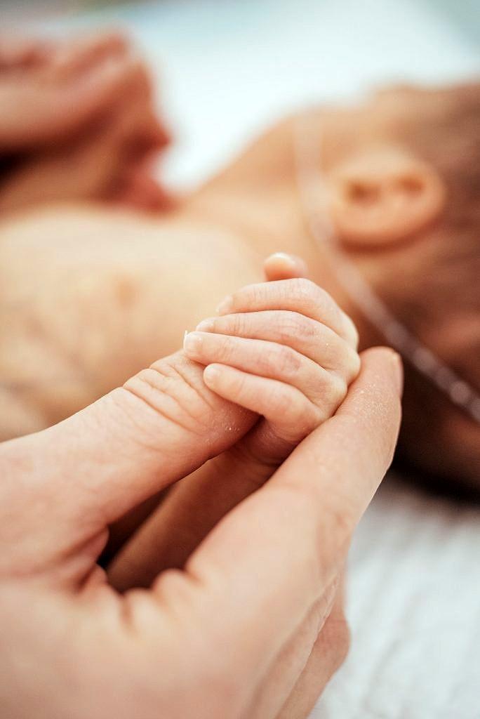 Fotenie novorodeneckej kliniky M. Rusnáka SZU a UNB, Antolská, Bratislava - medicína, lekárska komora - eventovy fotograf