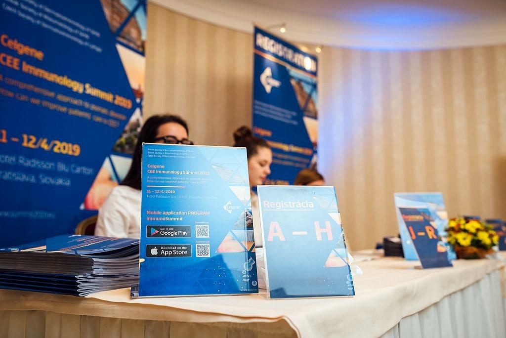 Celgene CEE Immunology Summit 2019 - medicína, carlton, bratislava - eventovy fotograf