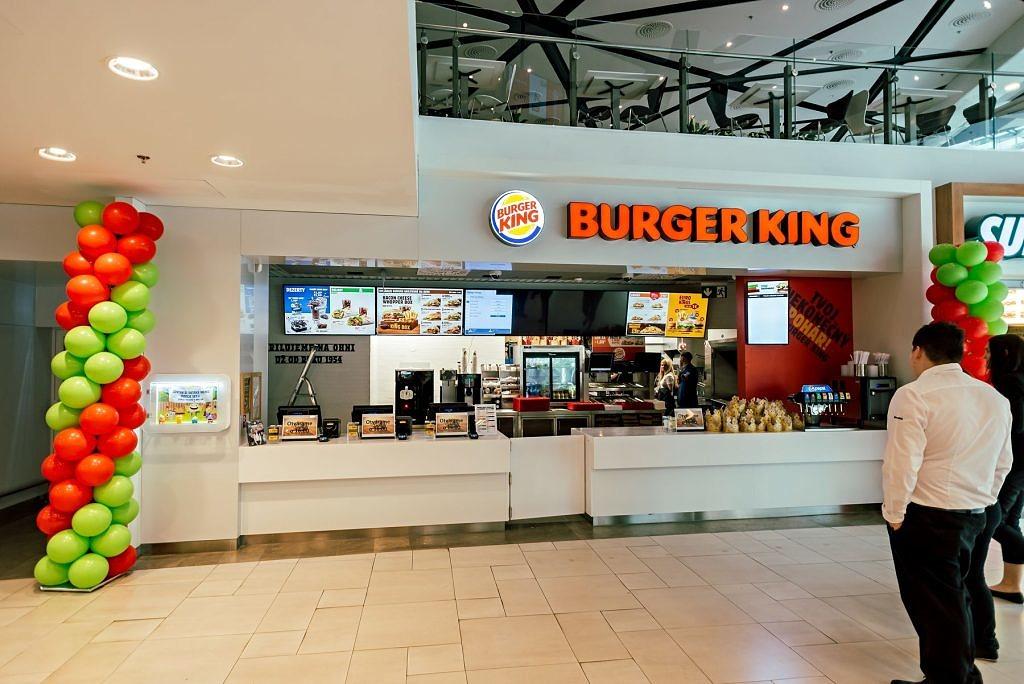 Otvorenie Burger King v OC Aupark, Bratislava - otvorenie, burger-king - eventovy fotograf