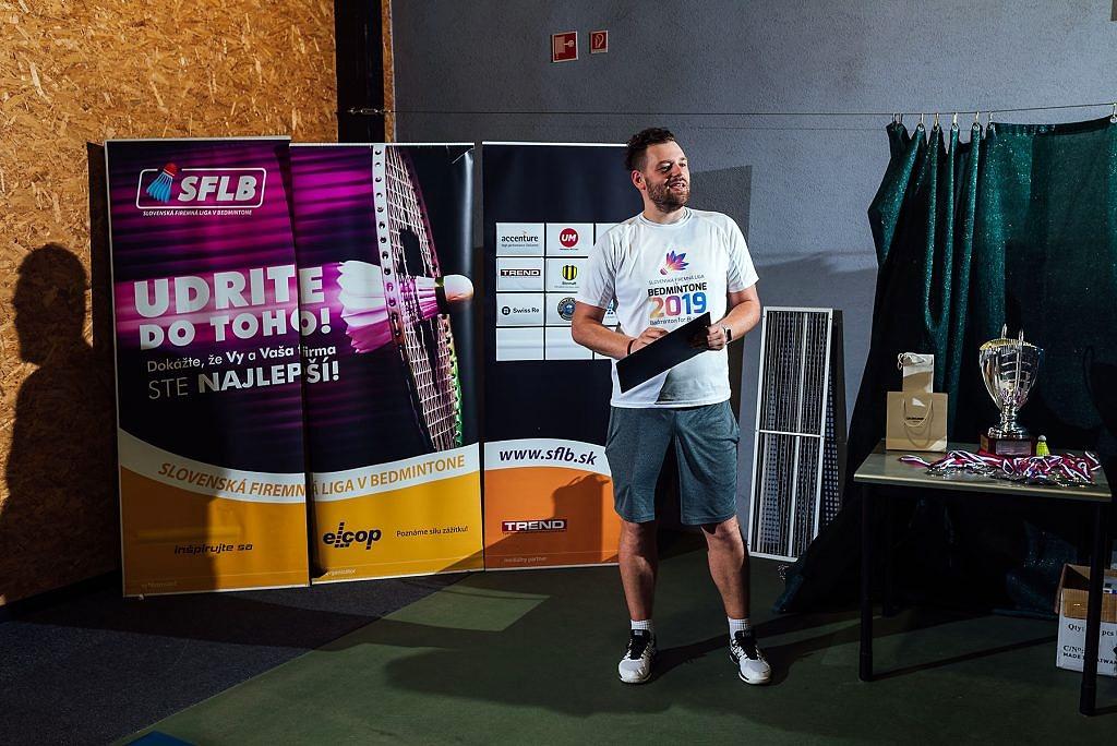 Odovzdávanie cien SFLB 2019 - šport, odovzdávanie - eventovy fotograf