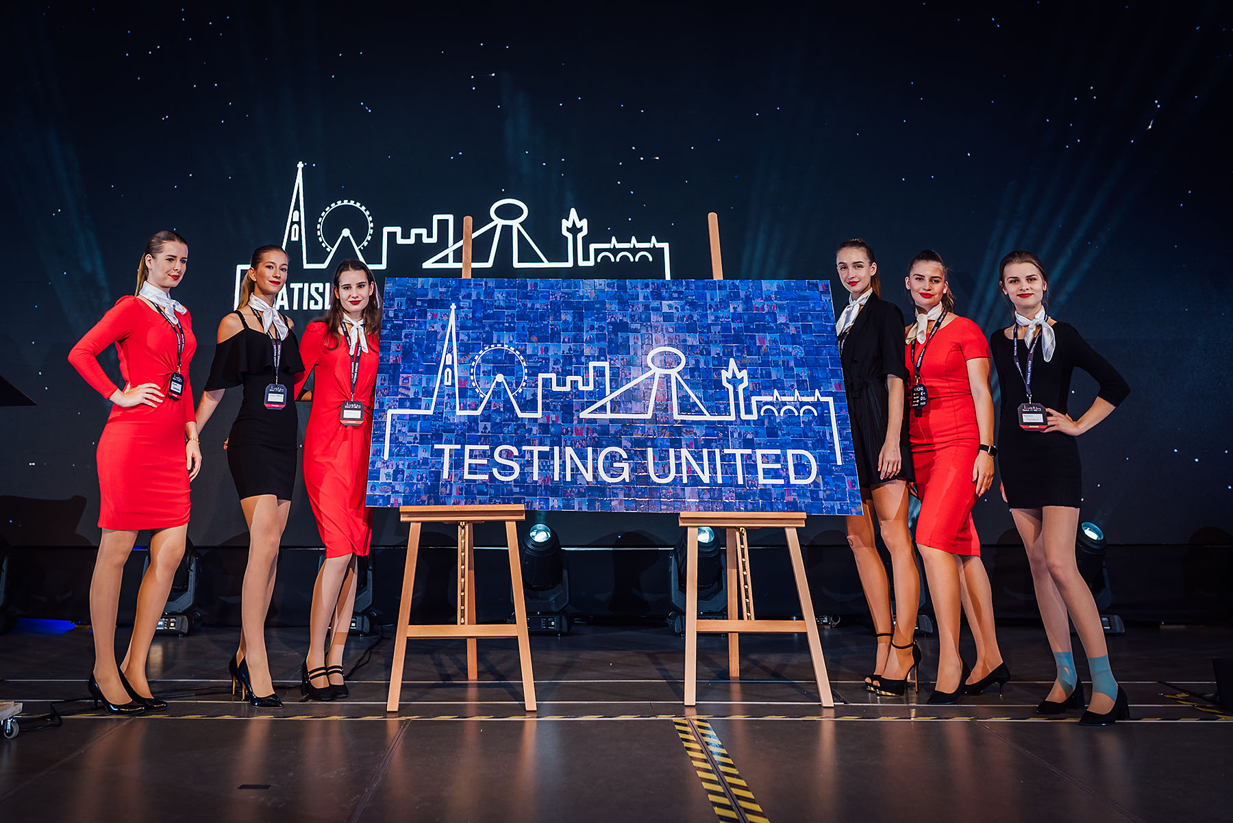 Konferencia Testing United 2019 - vieden, testing-united, it - eventovy fotograf