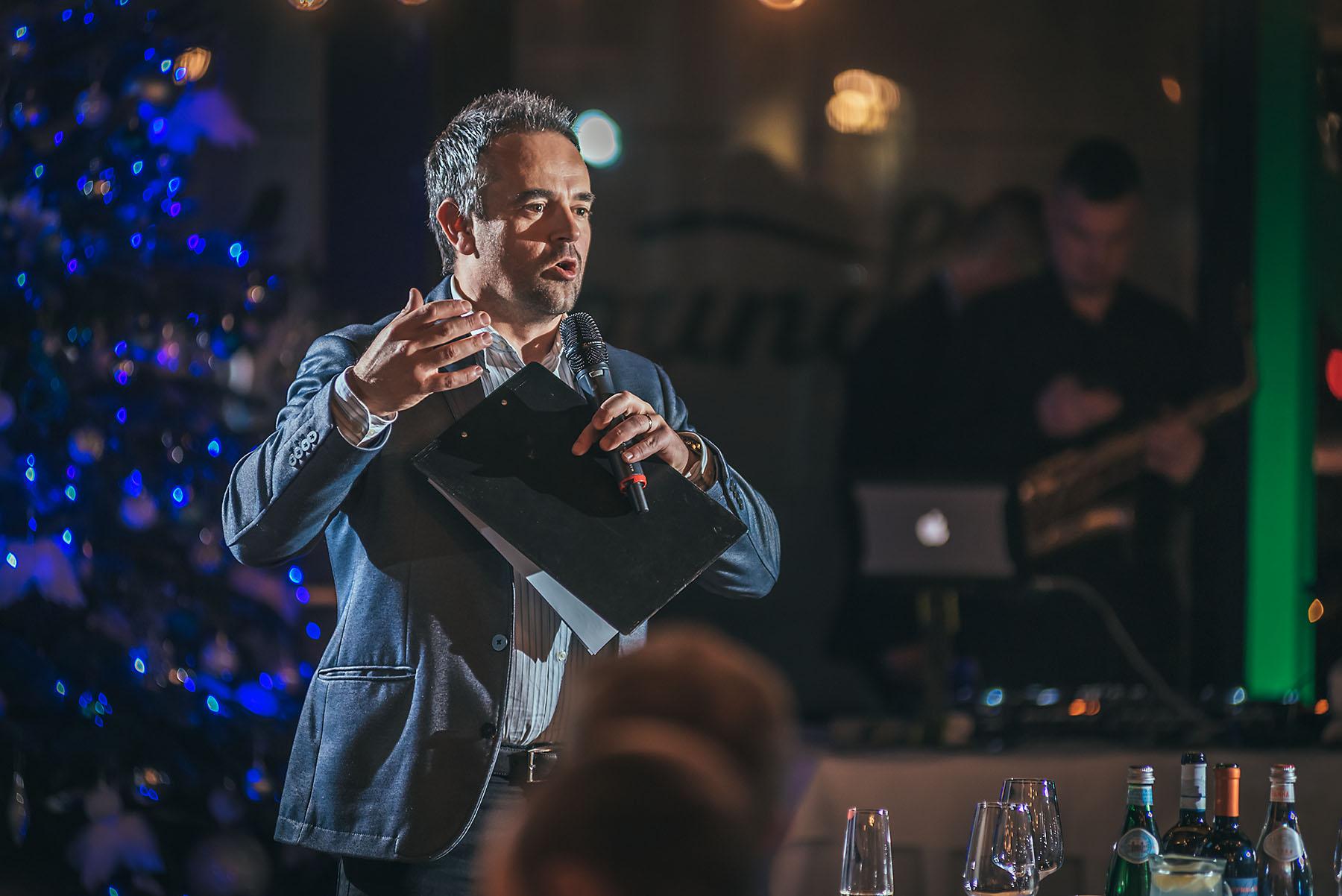 Fotenie vianočného stretnutia partnerov firmy - vianoce, bratislava - eventovy fotograf
