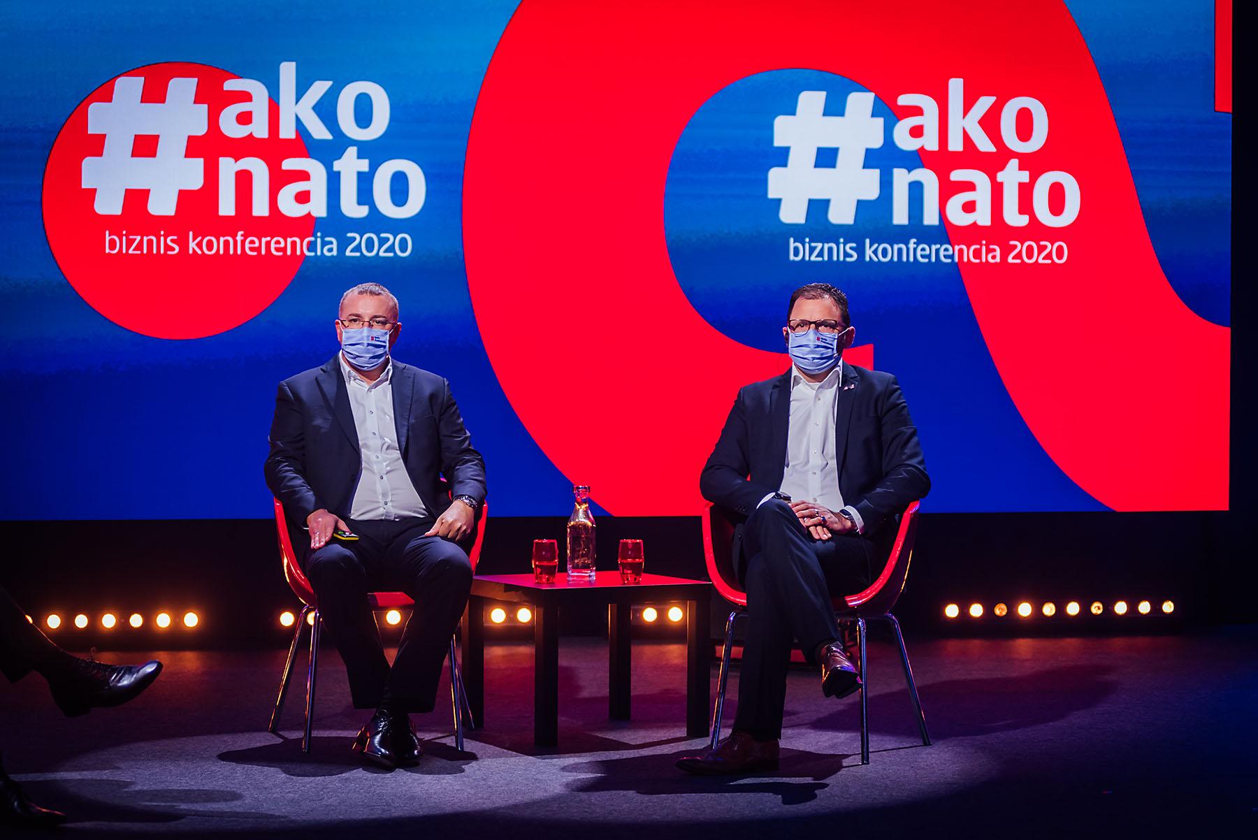Biznis konferencia #akonato 2020 -  - eventovy fotograf