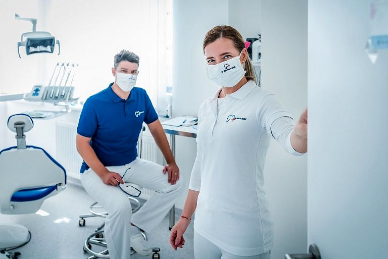 Fotenie brandingu pre zubársku kliniku -  - eventovy fotograf